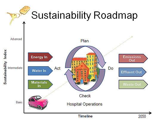 AHA Sustainable Future Roadmap